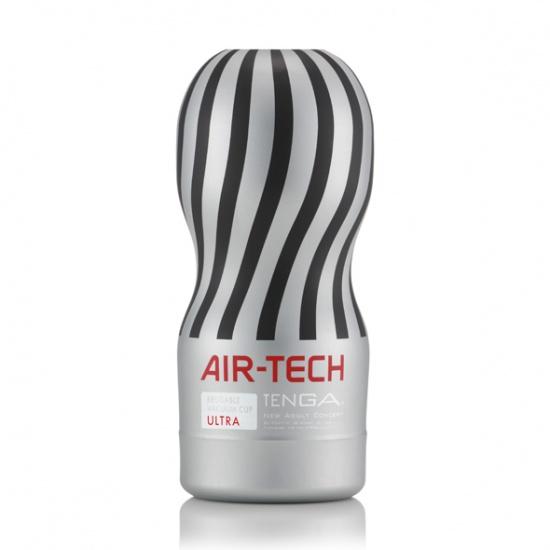 Pánský masturbátor Tenga Air-Tech Ultra Size šedá